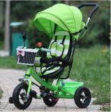 A chegada nova 4 em 1 triciclo de crianças caçoa o triciclo de Trike do bebê