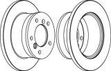 Pièces de rechange de frein à disque pour Mercedes-Benz / Volkswagen