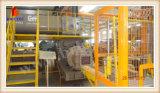 De Duitse het Maken van de Baksteen van de Klei van de Technologie Automatische Verkoop van de Machine in Afrika