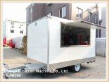 Restaurant mobile de la vente Ys-Fb350 de stalle chaude de nourriture à vendre