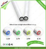 Ocityimes 280mAh 510 atomizador de vidrio Buttonless Vape batería con función de precalentamiento Contacto