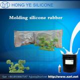 Het Vloeibare Rubber van het Silicone RTV voor het Maken van de Vorm