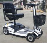 速いガス力2の車輪ハンディキャップの移動性のスクーターの小屋3の車輪のための涼しいFoldable電池の十分に閉鎖Pihsiangモーター