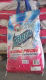 Polvo de lavandería de calidad concentrada económica, detergente de lavado