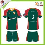 Camisola do rugby com arte -final do OEM, camisa do rugby da impressão do Sublimation