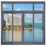 Stärke 70 des Aluminiumlegierung-Rahmen-dreifachen schiebenden Glasfensters schreibt Verkauf durch Factory