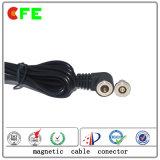 Mâle et cable connecteur magnétique femelle pour le traqueur personnel