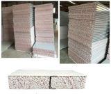 Los paneles de emparedado de acero exportadores populares de Propor del color incombustible para los materiales de construcción