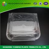 Пользовательская прозрачная блистерная коробка с бумажной картой