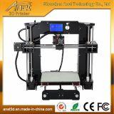 アネット3Dプリンター3Dプリンター機械Autolevel小型キットの中国のカスタム3D印刷サービスか3Dプリンター工場