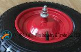 3.50-8/350-8 Rotella di gomma pneumatica per la rotella del camion di mano