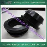 Peça de borracha componente personalizada do silicone