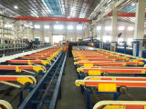 カスタマイズされた販売6063の合金のアルミニウムプロフィールの中国の熱い製造者のアルミニウム放出のプロフィール