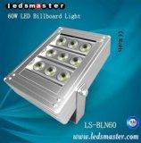 luz de la cartelera de 200W LED