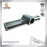 moldeo de precisión de metal de fundición de acero personalizada con el mecanizado