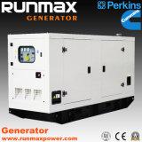 (125kVA) звукоизоляционный тепловозный генератор 100kw (RM100P2)