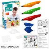 DIY 3D Printing and Drawing Pen for Kids