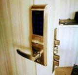 Elektronischer Code-Digital-Tastaturblock-Fingerabdruck-Tür-Verschluss