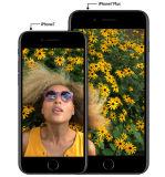 Transport gratuit I7 de DHL plus 5.5 l'androïde physique 6.0 3G WCDMA d'empreinte digitale de réseau 3G de Quarte-Faisceau du téléphone mobile Mtk6735 de grand écran de couleur de pouce