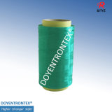 Волокно UHMWPE/пряжа Hppe Fiber/PE Fiber/PE для Резать-Упорных перчаток/ультравысокого волокна полиэтилена молекулярного веса (покрашенного волокна) (зеленый цвет TYZ-TM30-800D-Moss)