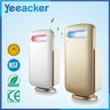Repetición verde HEPA, purificador frío coreano de los purificadores del aire del aire fresco del plasma para el hogar