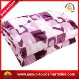 Velo Coral cobertores simples velo polar personalizado cobertor barato Manta de pelúcia