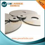 Le disque de carbure a vu pour l'aluminium de découpage