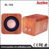 XL-104マルチメディアの木のケース4inch表の小型スピーカー