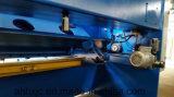 Da guilhotina hidráulica da placa de Huaxia máquina de estaca de corte QC11k-8X2500
