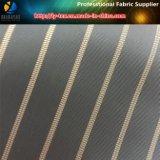 TextielStof van de Streep van de marine de Garen Geverfte voor de Voering van het Kostuum van Mensen (S3.9)