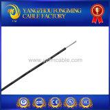 Revestido de caucho de silicona UL3135 600V 200c cable 20AWG de cobre trenzado