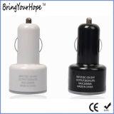 O USB duplo move o carregador do USB do carro (XH-UC-017)
