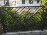 Rete fissa ornamentale d'acciaio galvanizzata lucentezza di Ce/SGS per il balcone