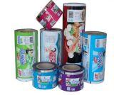 A prueba de humedad de la categoría alimenticia envases de plástico laminado bolsa de rollos de película