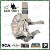Sac militaire de canon de qualité d'étui portatif réglable en gros de pistolet