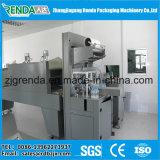 Machine de bourrage d'emballage en papier rétrécissable de PE de rétrécissement automatique de film