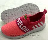 Loopschoenen van de Schoenen van de Sport van de Injectie van het recentste Jonge geitje de Kleurrijke Toevallige (ff924-4)