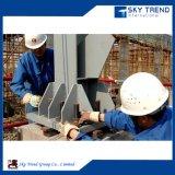 Fácil Construcción Acero Ligero Pre-Fabricated Plan Steel Industrial Shed