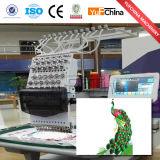 2018新しいデザインおよびベストセラーのコンピュータ化された刺繍機械