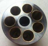 Miniexkavator-Hydraulikpumpe-Zylinderblock (A2F107)