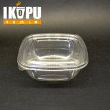 Plastica trasparente all'ingrosso della ciotola di insalata dei recipienti di plastica grande