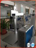 20W волокна станок для лазерной маркировки для обработка поверхности