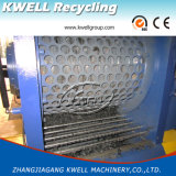 Machine de défibreur pour la pipe en plastique, broyeur de pipe du HDPE PPR de PVC