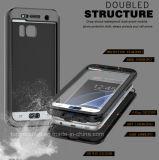 SamsungギャラクシーS7 IP68のための新式の携帯電話の箱は電話箱の水中6mを防水する