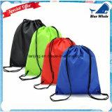 Lj1-215 Sac en nylon personnalisé en nylon non tissé avec sac à dos de logo