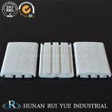 Parti di ceramica personalizzate 99%Alumina di 95% per la guarnizione /Resulation/Heat resistente