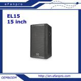 Sistema profissional da caixa do altofalante de 15 polegadas (EL15 - TACTO)