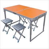 Оптовая торговля подложка высокой плотности для использования вне помещений складные столы и стулья