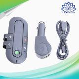Multiponto sem fio sem fio Bluetooth Visor solar no carro alto-falante Celular Kit de carro com cancelamento de ruído e Bluetooth 3V Caller