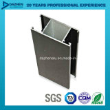 Windows 문을%s 알루미늄 밀어남 6063 T5 단면도는 주문을 받아서 만들었다